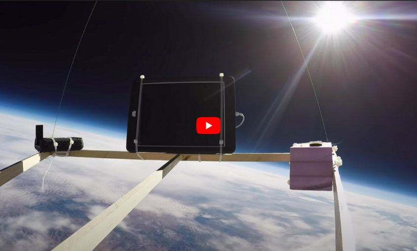 NetMotion - Skype from space